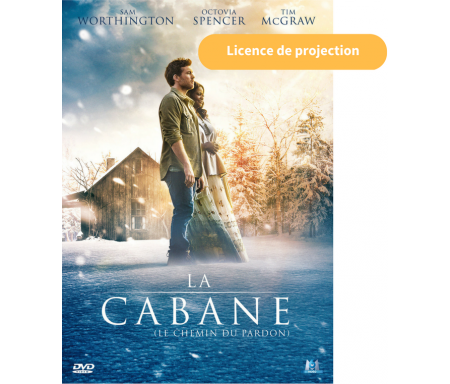 Licence Projection La Cabane (-100 pers)