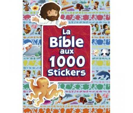Ma Bible aux 1 000 stickers
