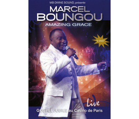 AMAZING GRACE   -   2 DVD