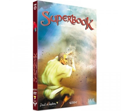 Superbook 8 - Saison 2...
