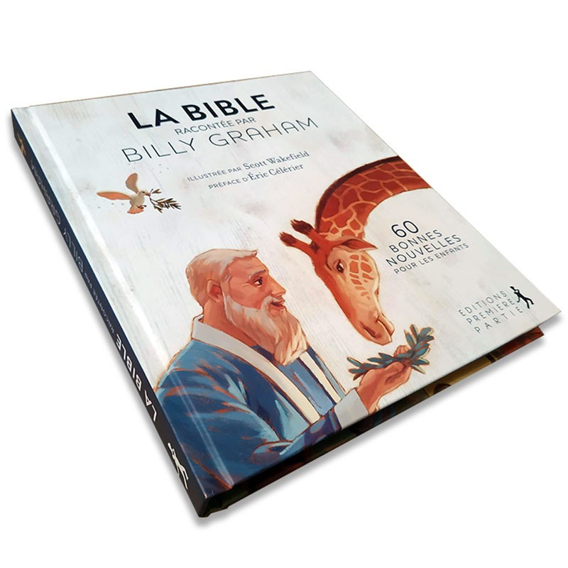 La Bible racontée par Billy Graham